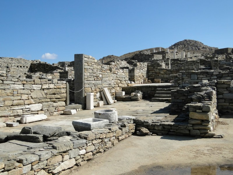 Theatre Quarter, Delos 04
