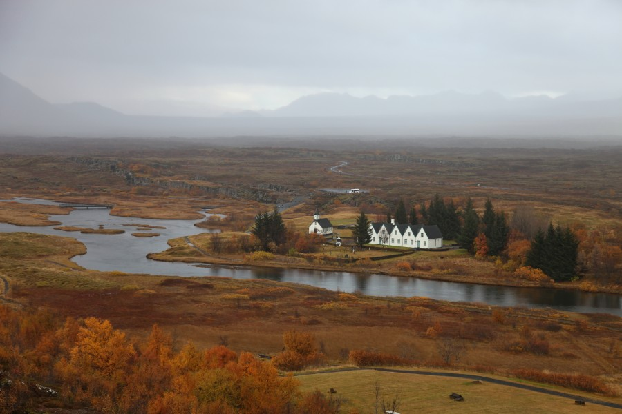 Fall Day at Þingvellir National Park, Iceland (8110834090)