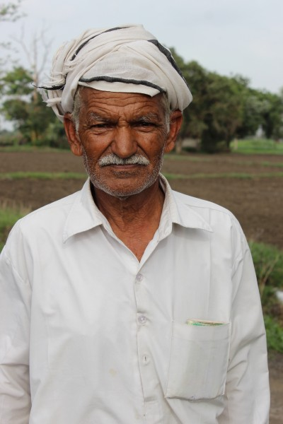 Farmer from Madhya Pradesh India (2)
