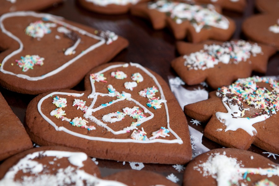 Gingerbreads (Latvia)