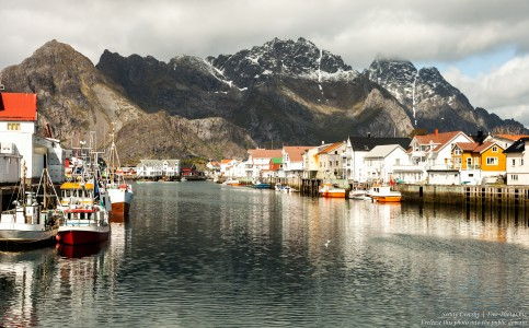 Lofoten, Norway photographed in June 2018 by Serhiy Lvivsky, picture 28
