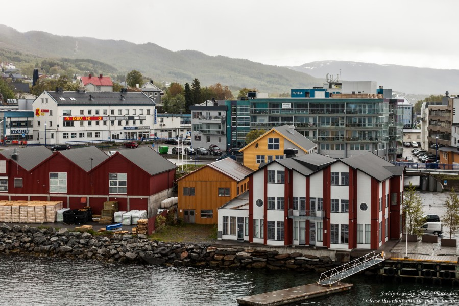 Finnsnes, Norway, photographed in June 2018 by Serhiy Lvivsky, picture 10