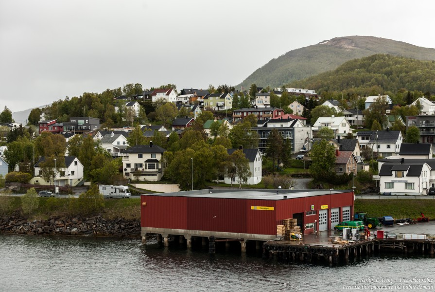 Finnsnes, Norway, photographed in June 2018 by Serhiy Lvivsky, picture 11