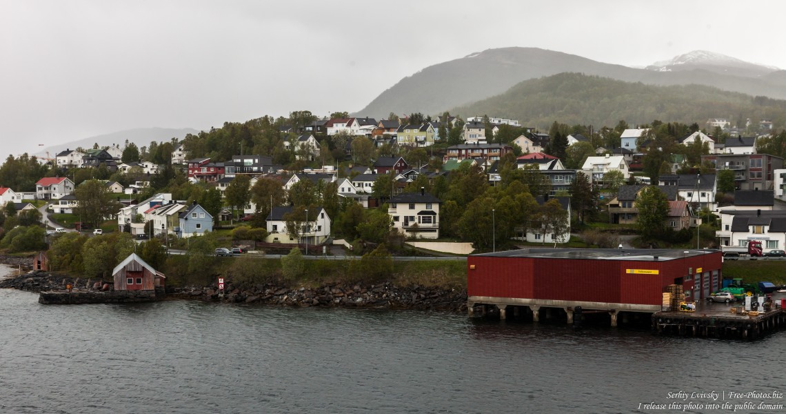 Finnsnes, Norway, photographed in June 2018 by Serhiy Lvivsky, picture 14
