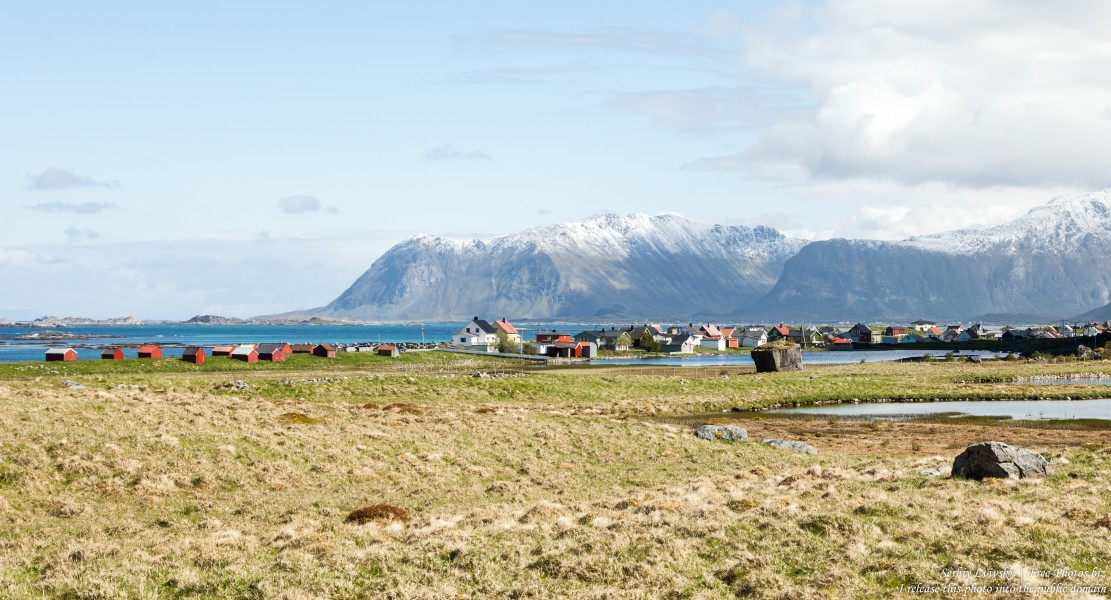 Lofoten, Norway photographed in June 2018 by Serhiy Lvivsky, picture 13
