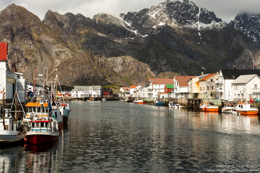 Lofoten, Norway photographed in June 2018 by Serhiy Lvivsky, picture 29