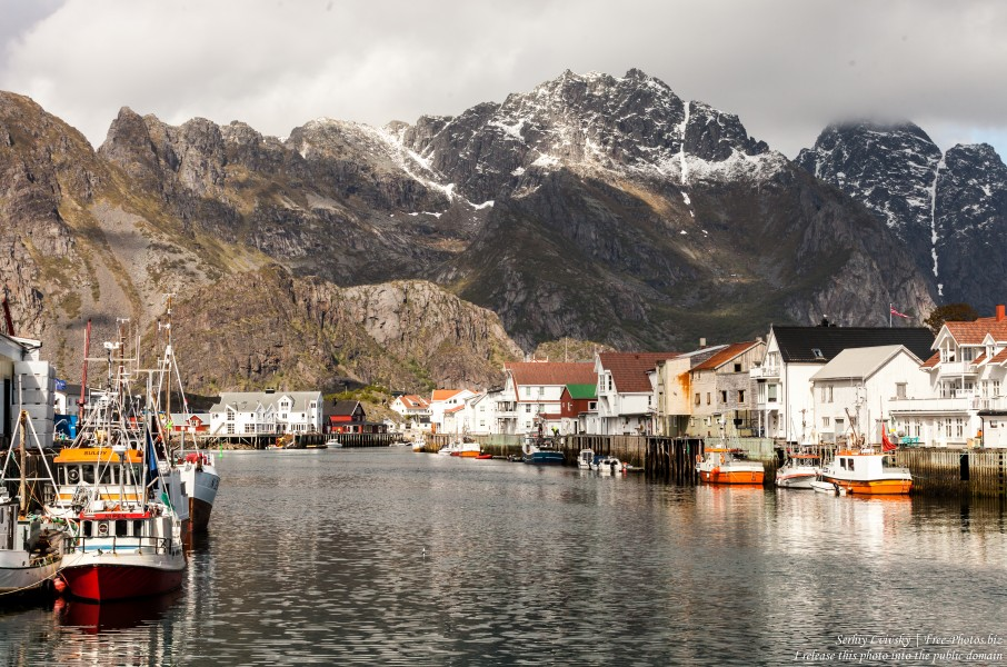 Lofoten, Norway photographed in June 2018 by Serhiy Lvivsky, picture 30