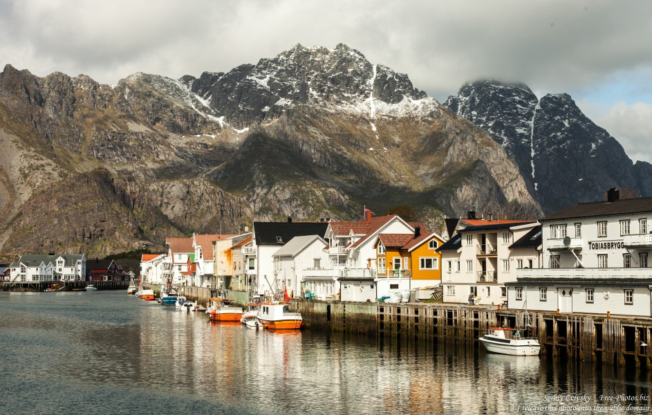 Lofoten, Norway photographed in June 2018 by Serhiy Lvivsky, picture 31
