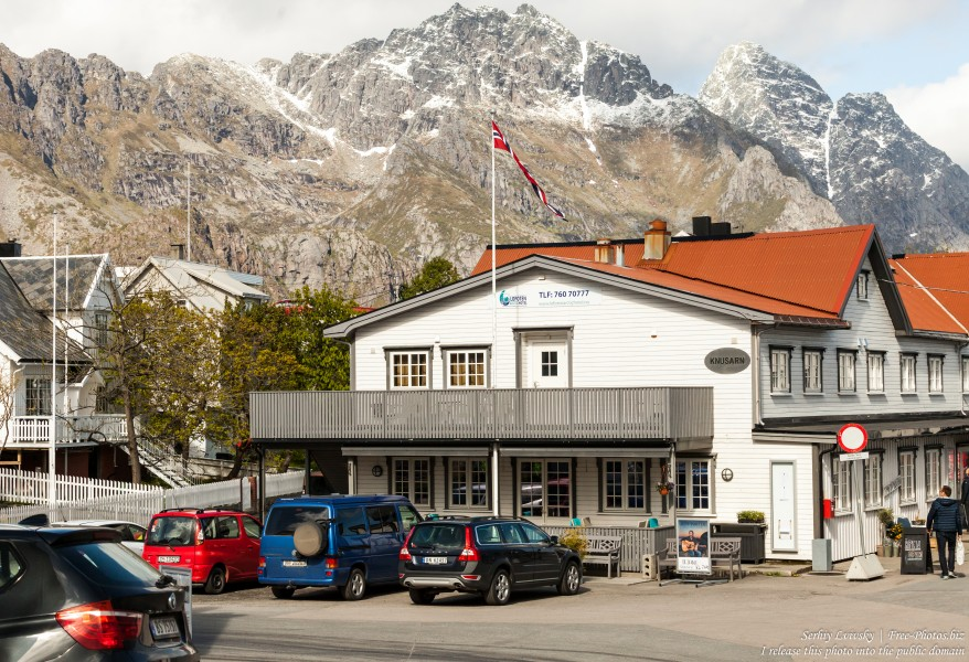 Lofoten, Norway photographed in June 2018 by Serhiy Lvivsky, picture 33