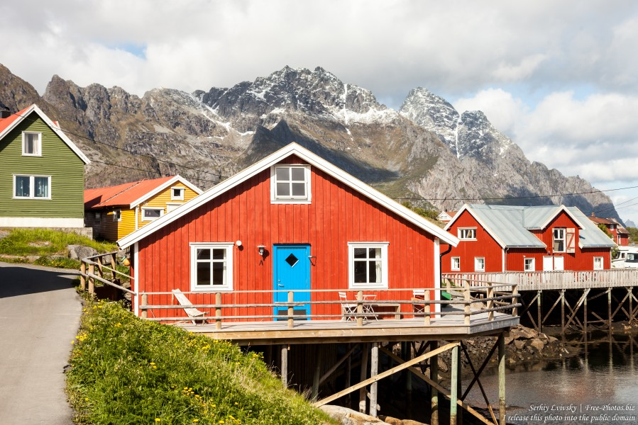 Lofoten, Norway photographed in June 2018 by Serhiy Lvivsky, picture 35