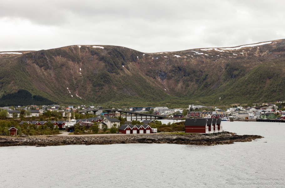 Stokmarknes, Norway, photographed in June 2018 by Serhiy Lvivsky, picture 4