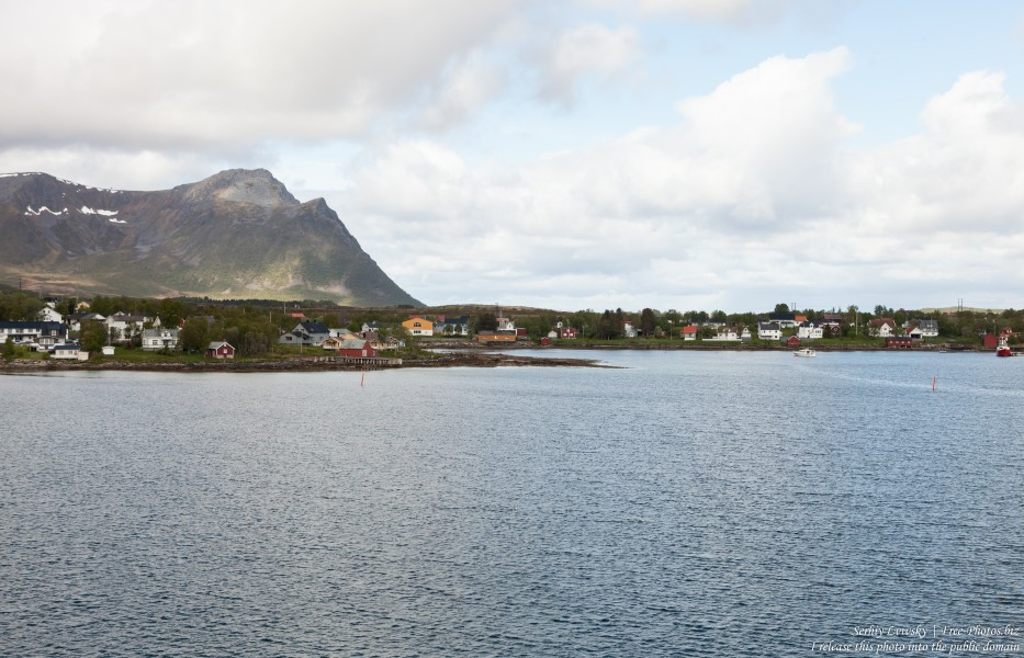 way from Tromso to Risoyhamn, Norway, photographed in June 2018 by Serhiy Lvivsky, picture 3