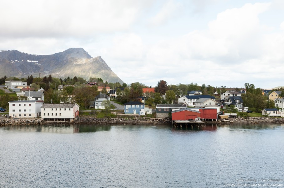 way from Tromso to Risoyhamn, Norway, photographed in June 2018 by Serhiy Lvivsky, picture 5