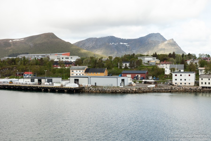 way from Tromso to Risoyhamn, Norway, photographed in June 2018 by Serhiy Lvivsky, picture 6