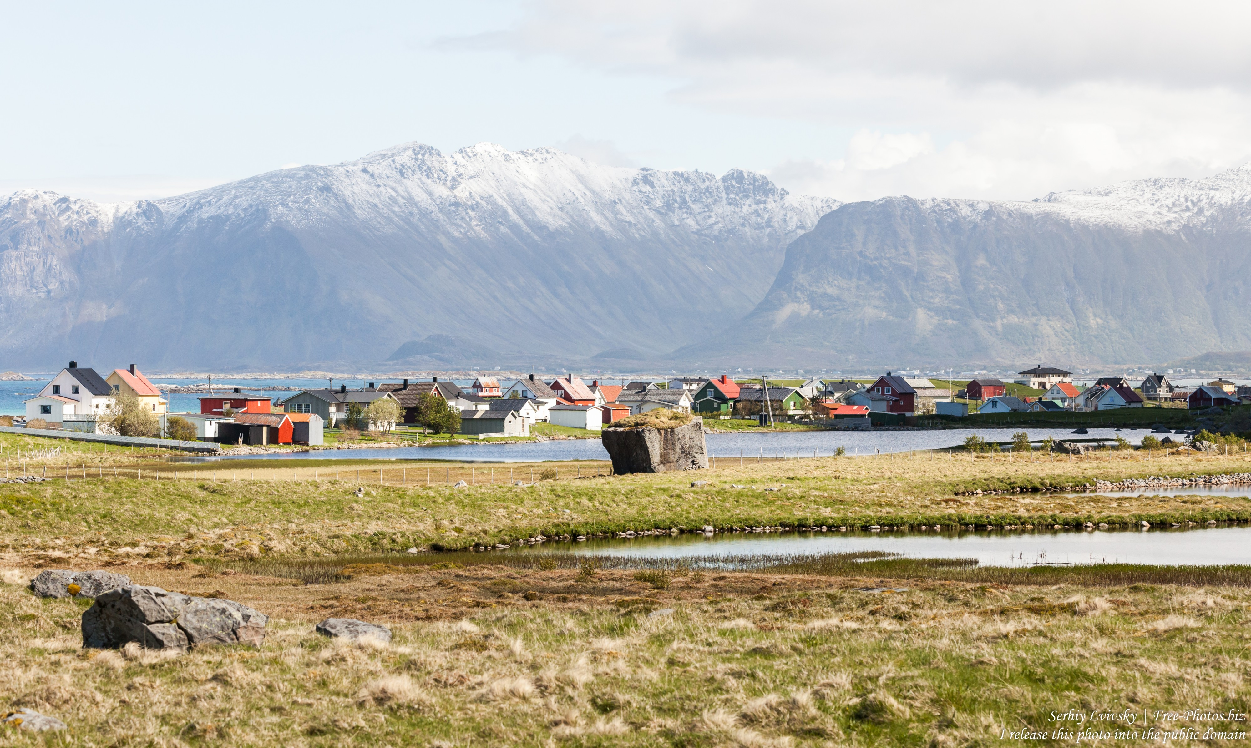 Lofoten, Norway photographed in June 2018 by Serhiy Lvivsky, picture 12