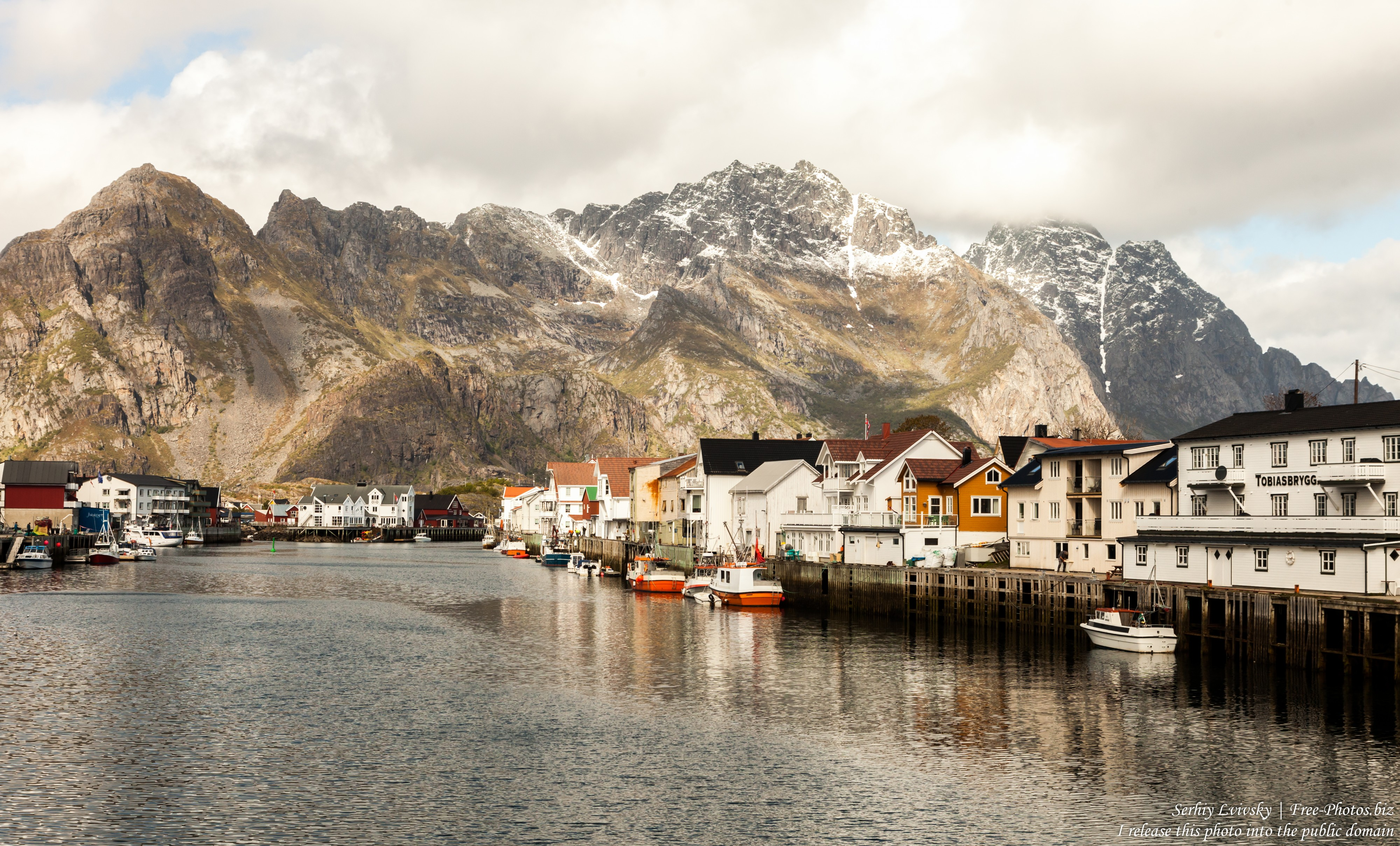 Lofoten, Norway photographed in June 2018 by Serhiy Lvivsky, picture 32