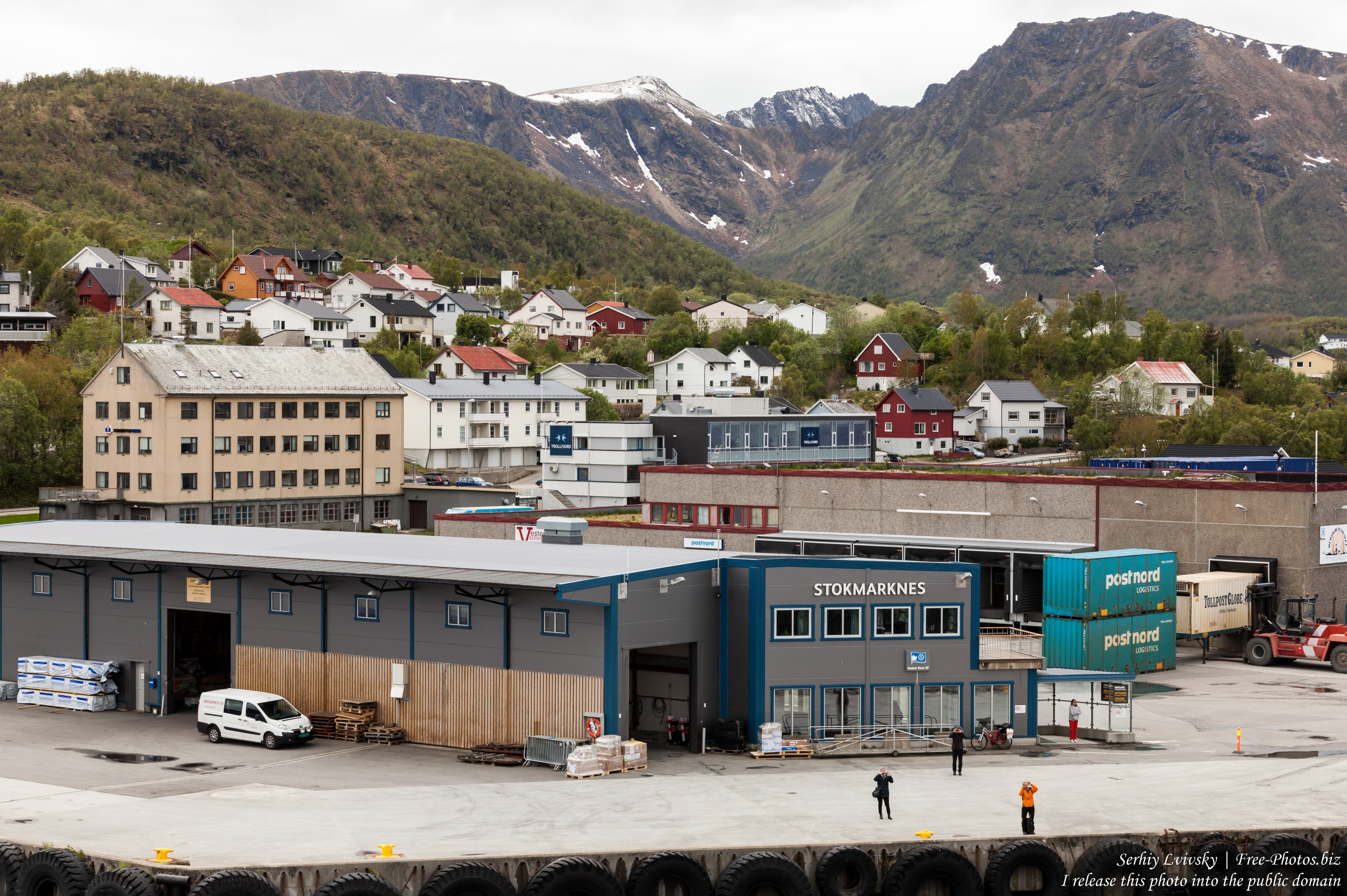 Stokmarknes, Norway, photographed in June 2018 by Serhiy Lvivsky, picture 10