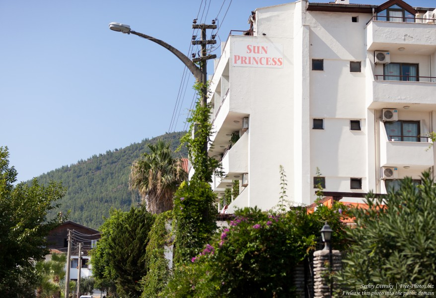 Sun Pricess hotel in Marmaris, Turkey, August 2017, picture 1