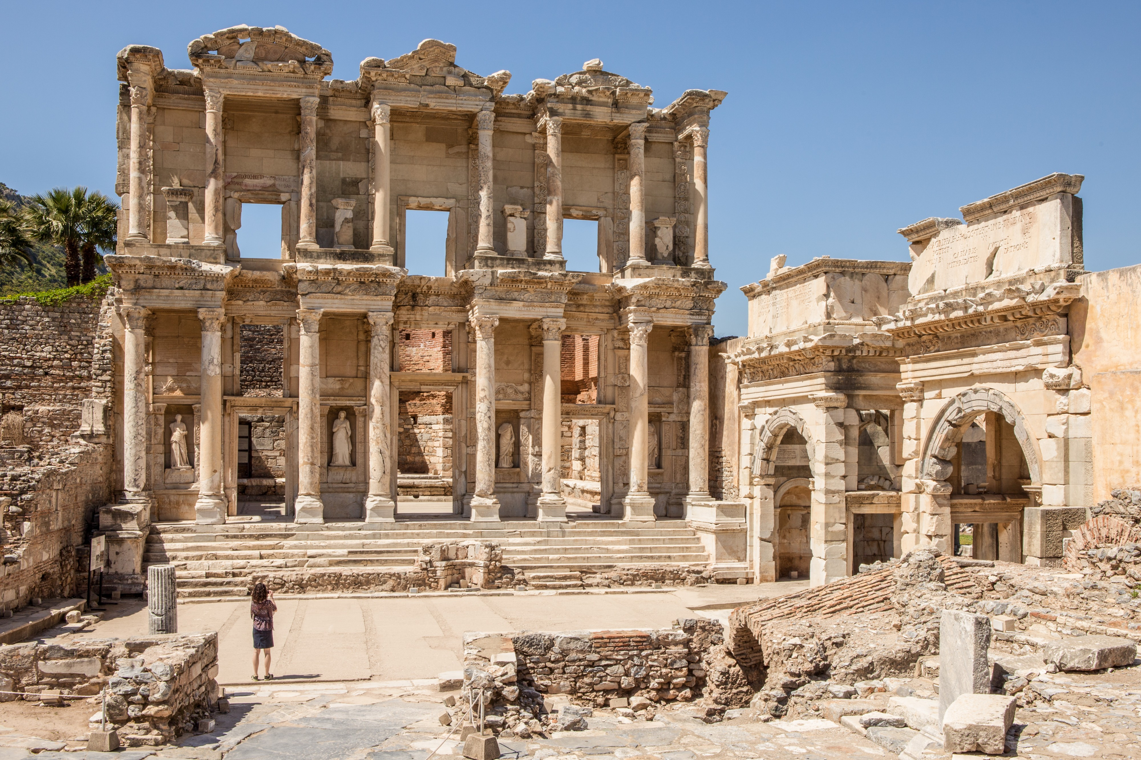 Library of Celsus 6242