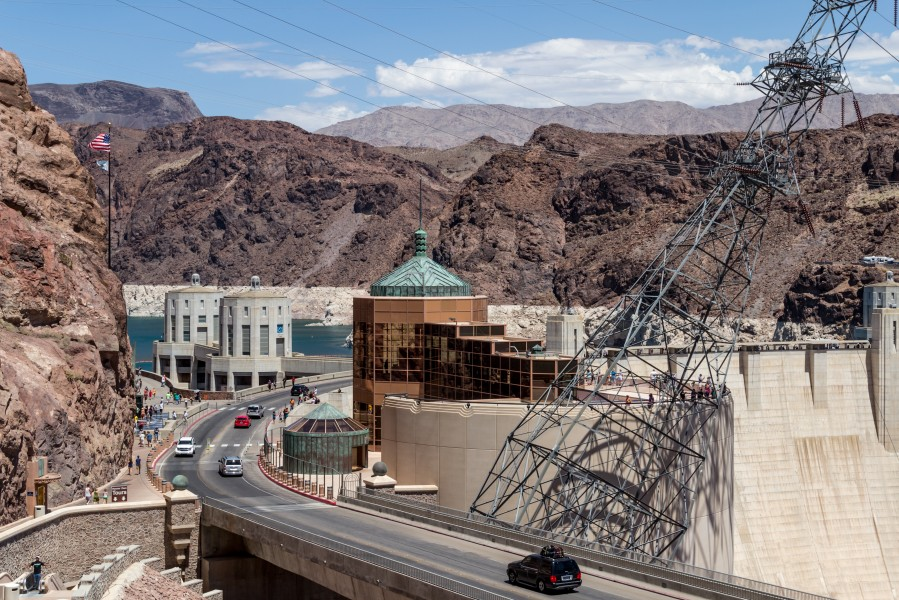 Hoover Dam, Nevada (Arizona-Nevada, USA) -- 2012 -- 6099