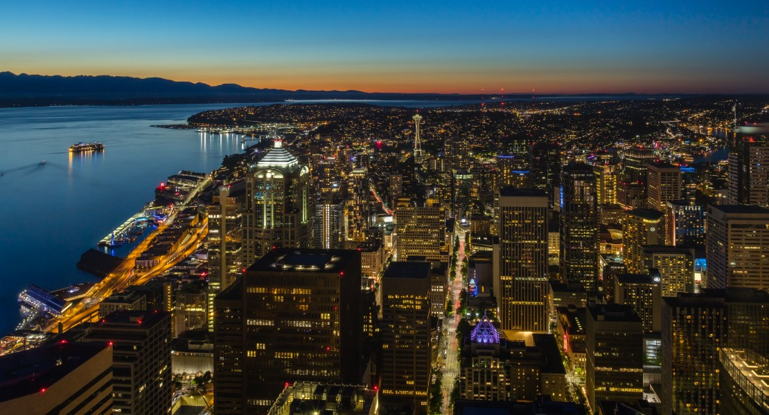 Vista de Seattle, Washington, Estados Unidos, 2017-09-02, DD 07-08 HDR