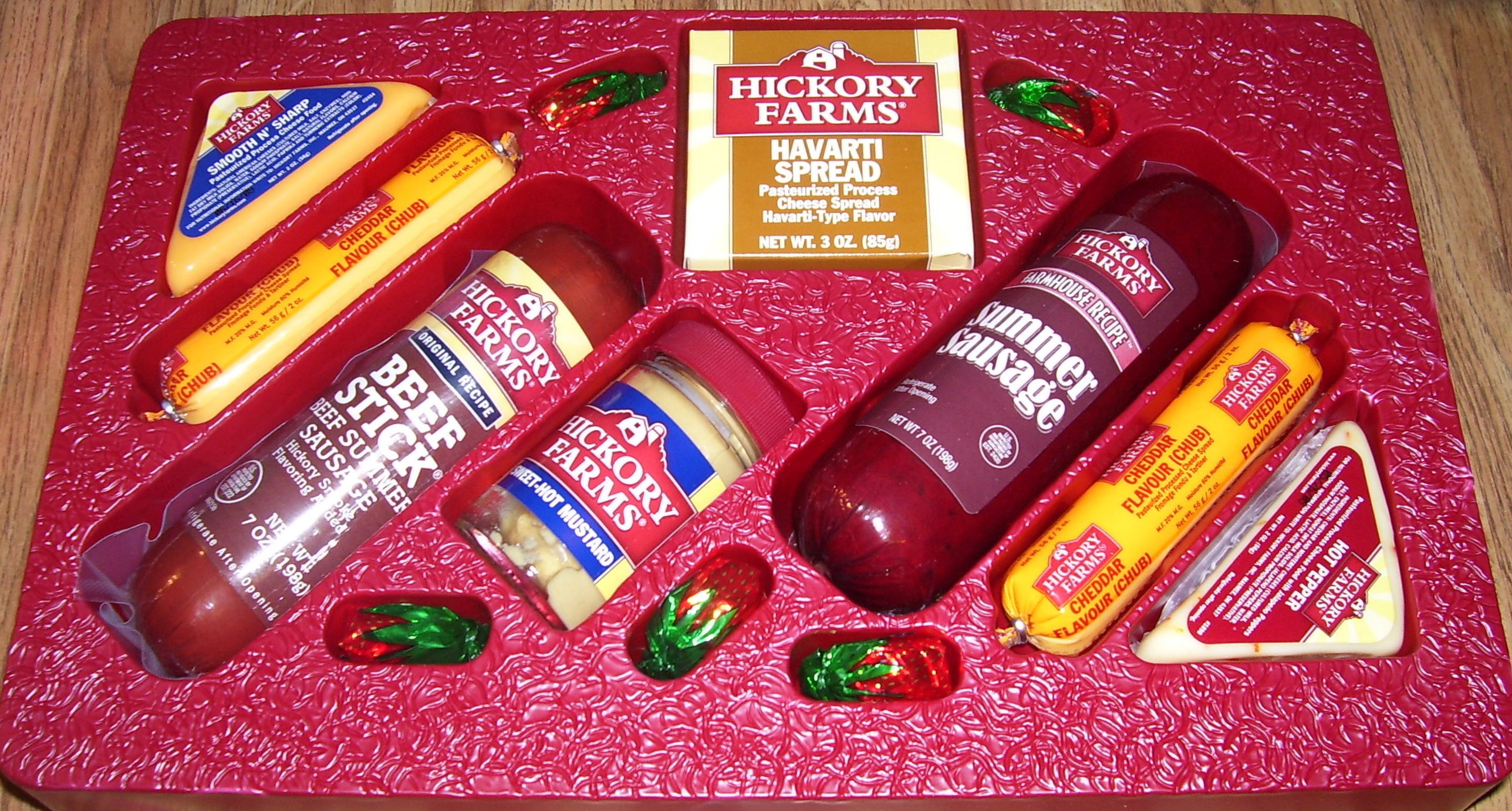 Hickory Farms Product