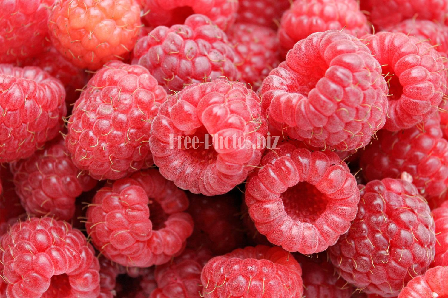 Raspberries, picture 1