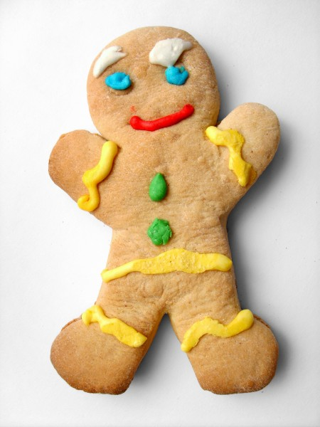 Gingy Cookie