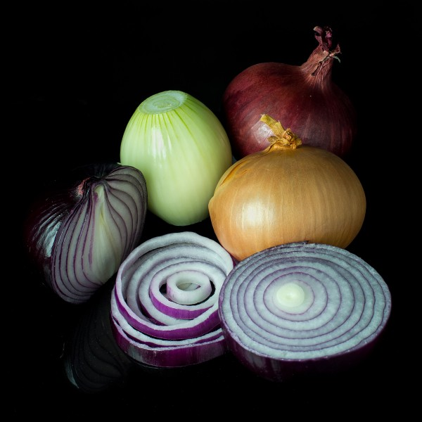 different onions