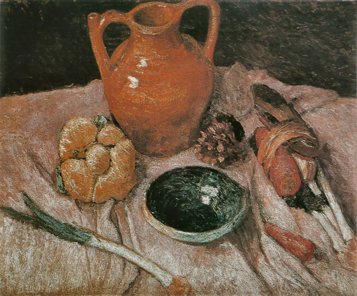 Paula Modersohn-Becker - Nature morte