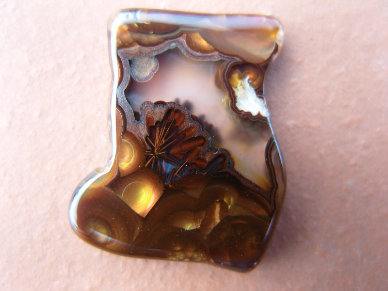 Sagenitic Fire Agate 01