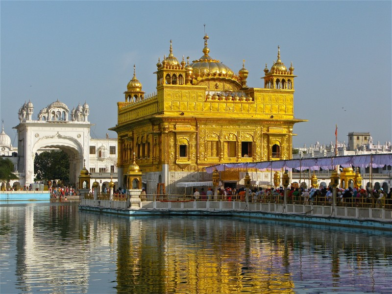 Sarovar and the Golden Temple