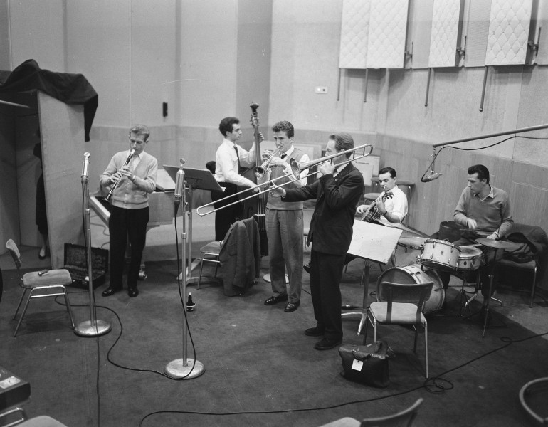 Chris Barber's Jazz Band 1957