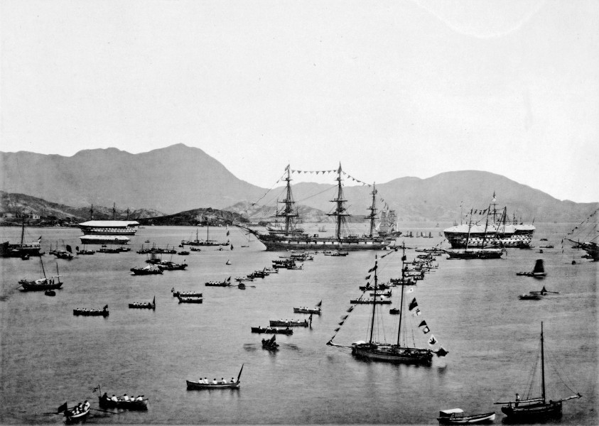 HONG-KONG HARBOUR