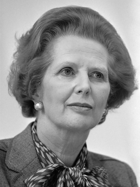 Margaret Thatcher (1983)