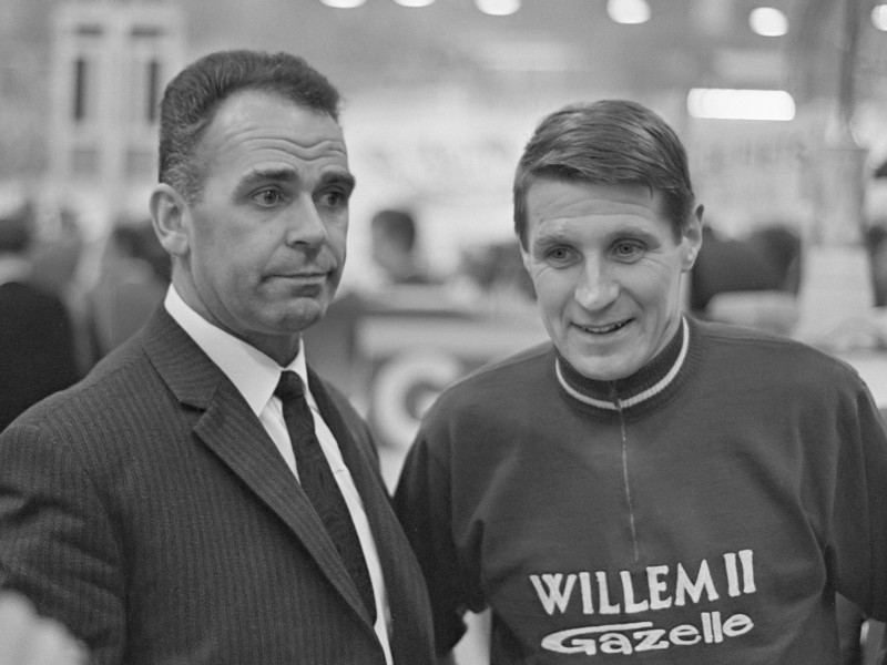 Rik van Steenbergen en Peter Post (1967)