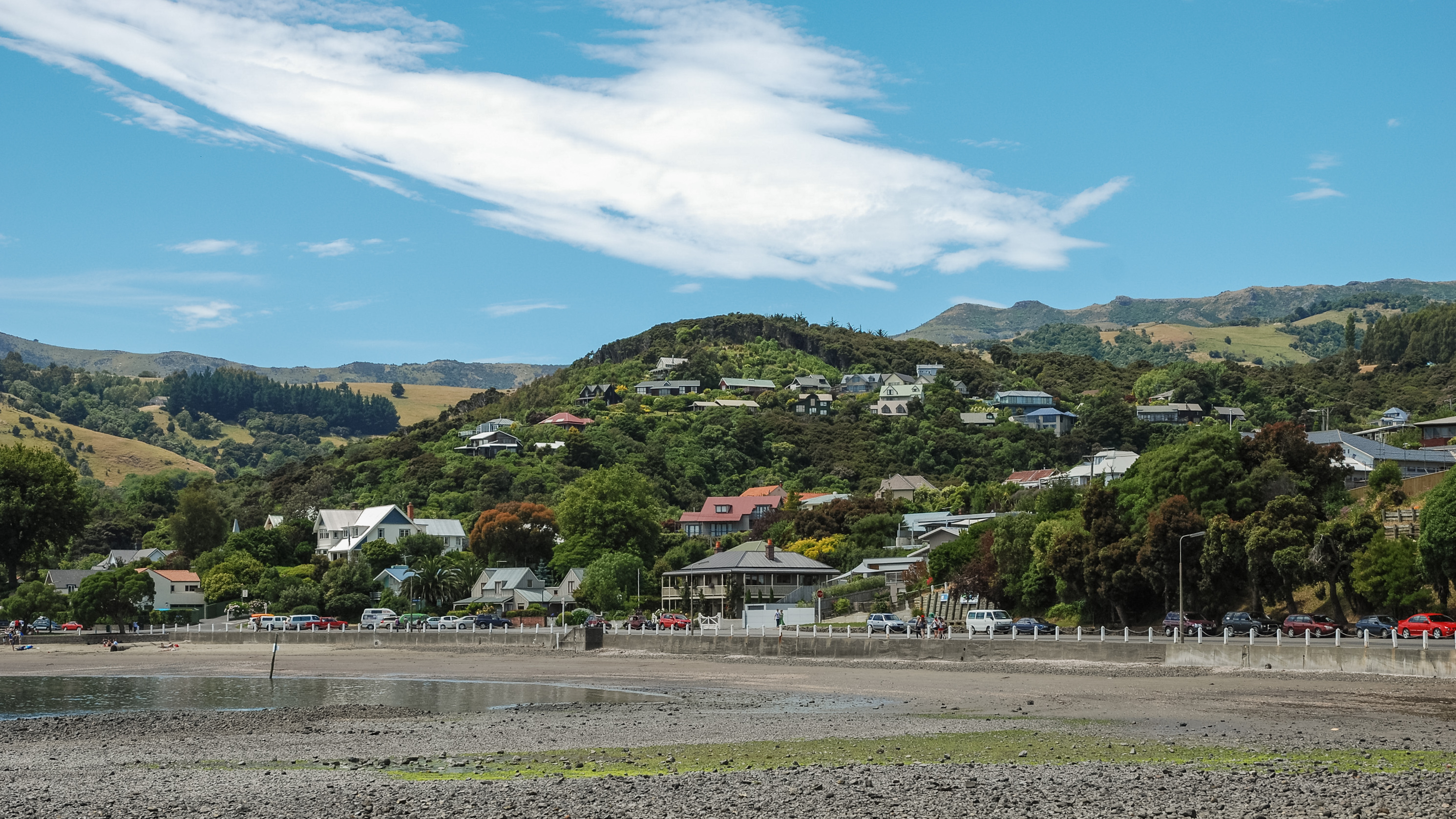 French Bay, Akaroa, Canterbury 100120