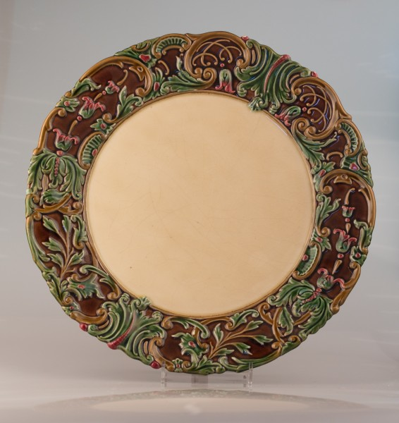 20140707 Radkersburg - Decorative plates (Gombosz collection) - H3306