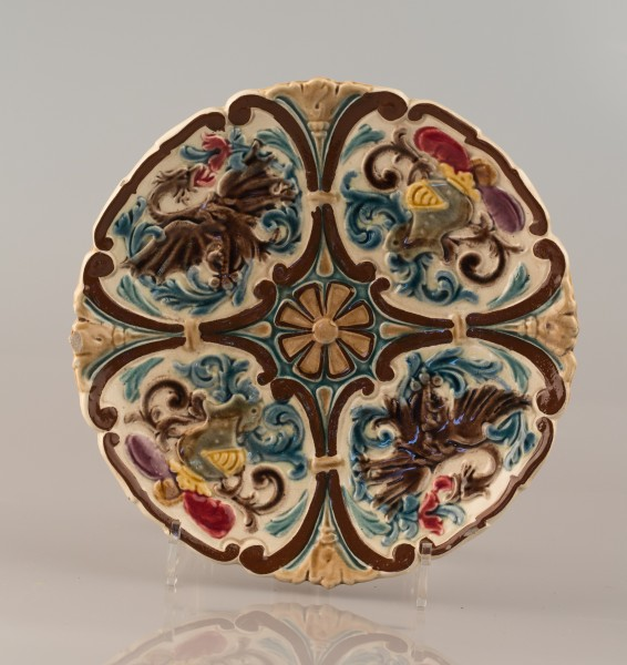 20140707 Radkersburg - Decorative plates (Gombosz collection) - H3307