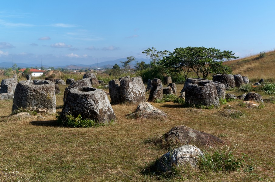 20171115 Plain of Jars - archaeological site number 1 - Laos - 2529 DxO