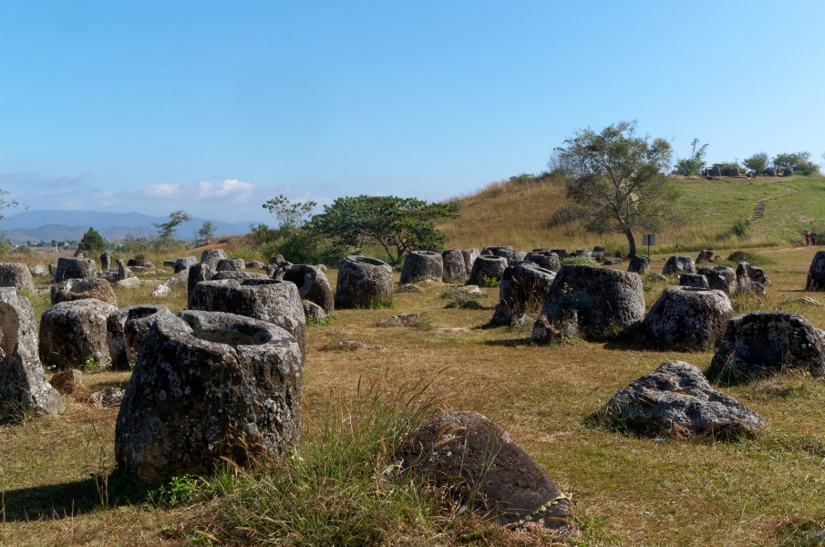 20171115 Plain of Jars - archaeological site number 1 - Laos - 2544 DxO