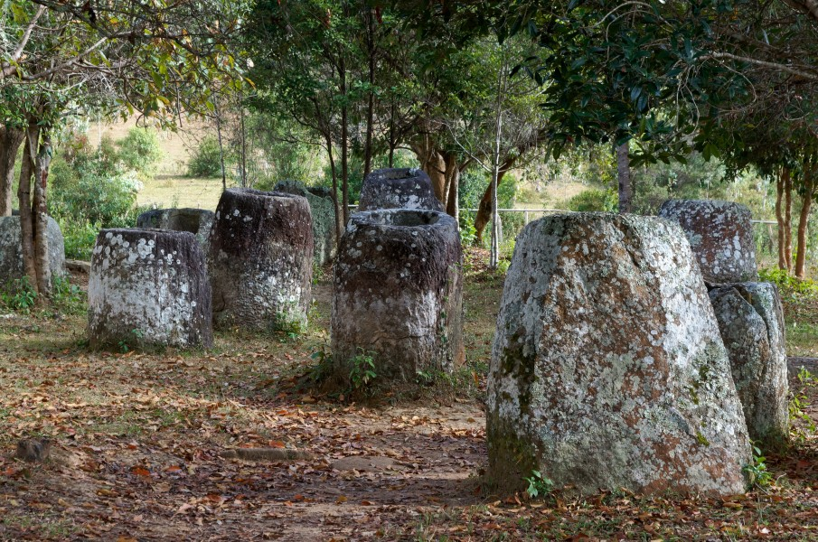 20171115 Plain of Jars - archaeological site number 3 - Laos - 2783 DxO