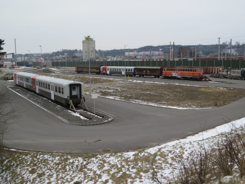 2018-03-19 (448) Loading place at Bahnhof Amstetten