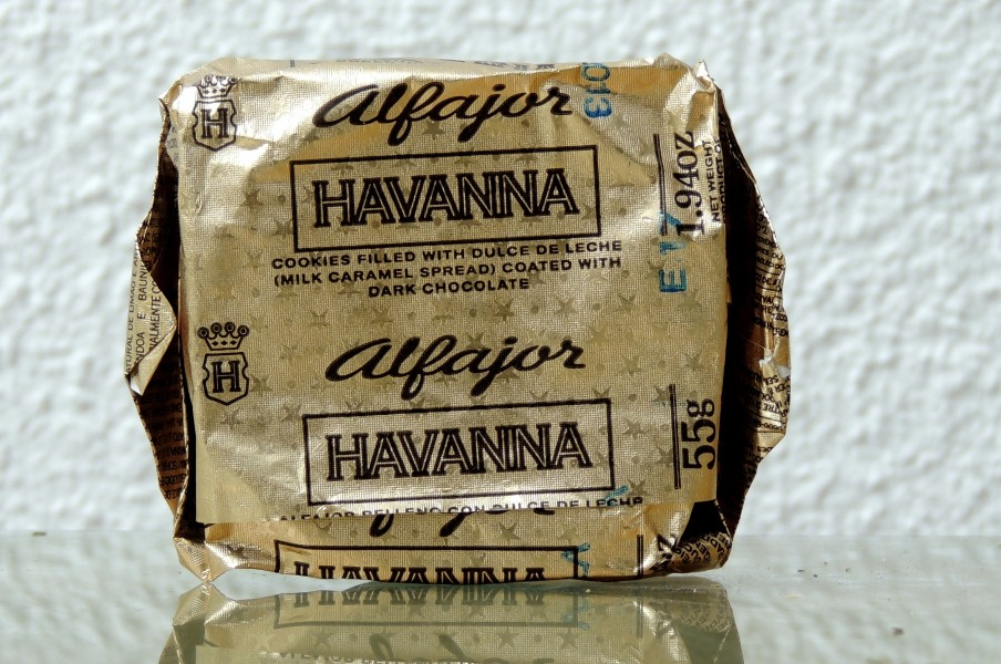 AlfajorHavannachocolate