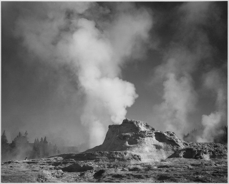 Ansel Adams - National Archives 79-AA-T02