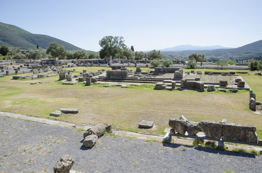 Asclepeion Ancient Messene (1)