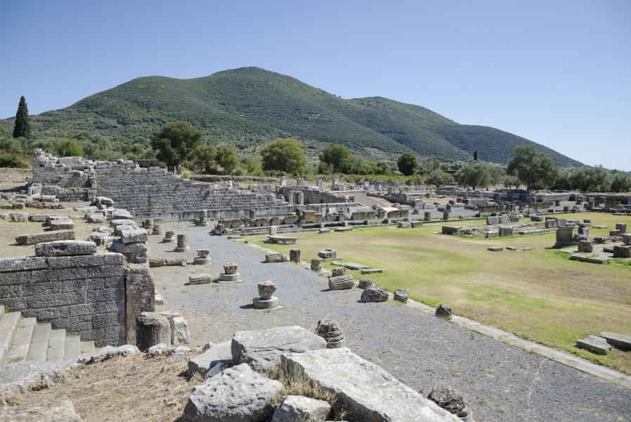 Asclepeion Ancient Messene (3)