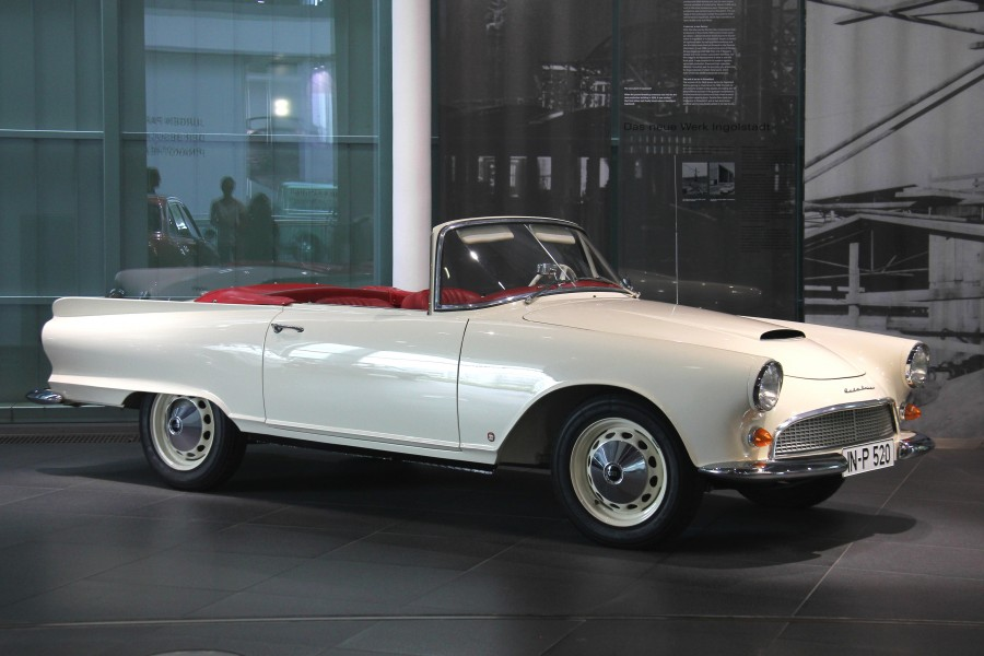 AU 1000 Sp Roadster (museum mobile 2013-09-03)
