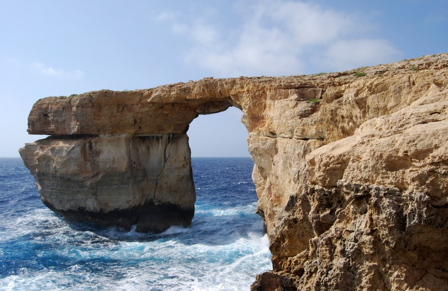 Azure Window Gozo 2009