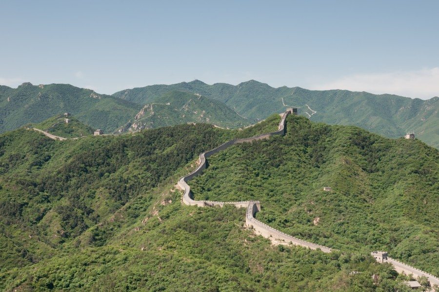 Badaling China Great-Wall-of-China-07